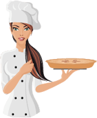 Доставка осетинских пирогов от пекарни Виктория
