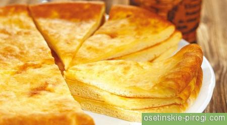 Аджах осетинские пироги