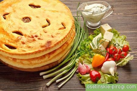 Аист осетинские пироги доставка в Москве