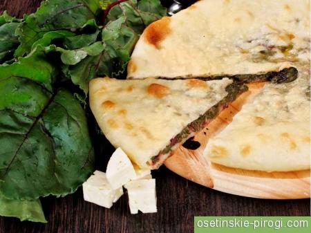 Акции на осетинских пирогах