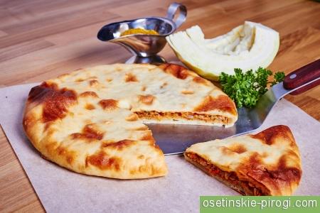 Арс7 осетинские пироги