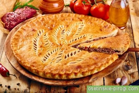 Асетинские пирог