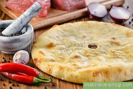 Бахетле осетинские пироги