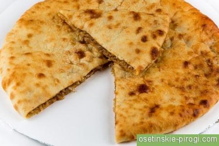 Быстрая доставка осетинских пирогов