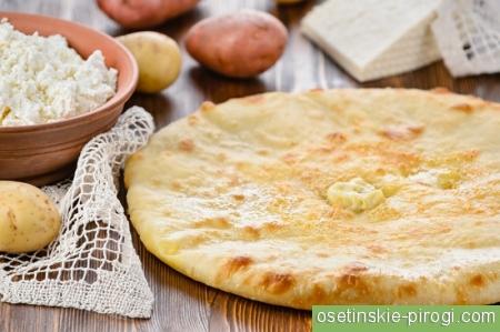 Доставка осетинские пироги Преображенская площадь