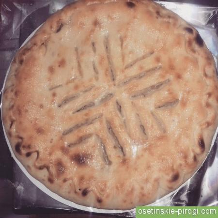 Доставка осетинские пироги СЗАО круглосуточно