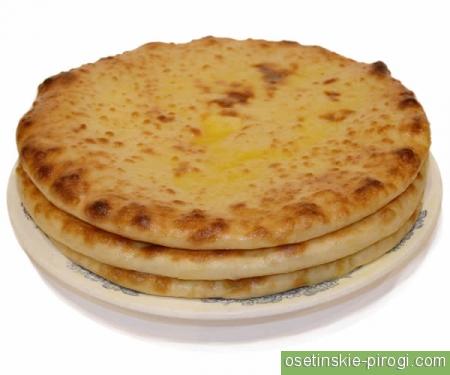 Доставка осетинских пирогов по Москве в течение 30 минут