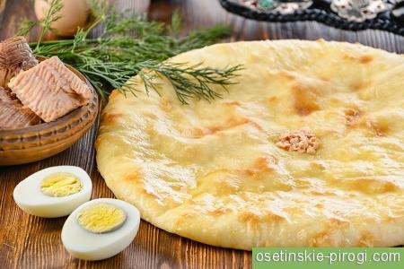 Доставка пиццы и осетинских пирогов Москва