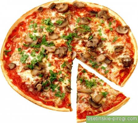 Доставка пиццы по Московской области