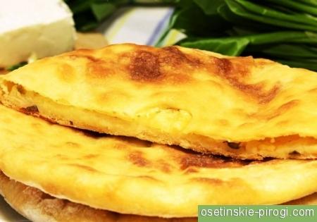 Где купить настоящие осетинские пироги в Москве