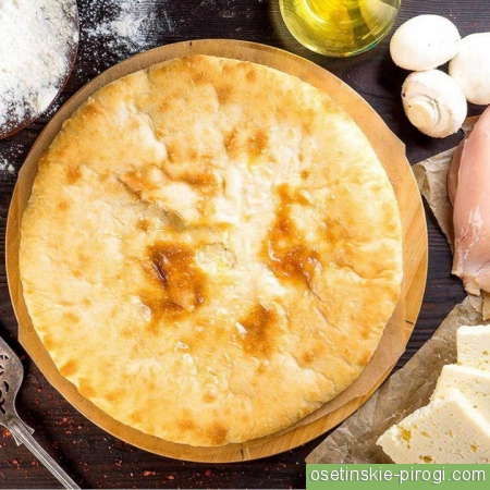 Где купить вкусные осетинские пироги в Москве отзывы