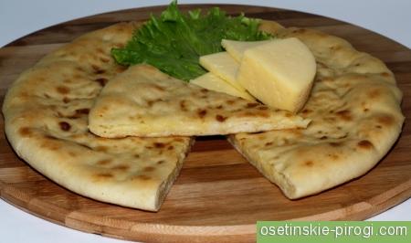 Где можно заказать осетинские пироги