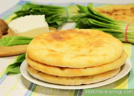Где самые вкусные осетинские пироги доставка