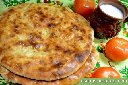 Где в Москве покушать осетинских пирогов