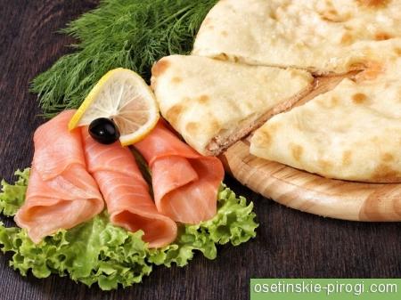 Где в Москве заказать вкусные осетинские пироги