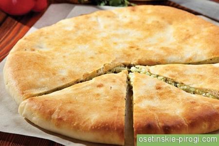 Где заказать осетинские пироги в Лобне