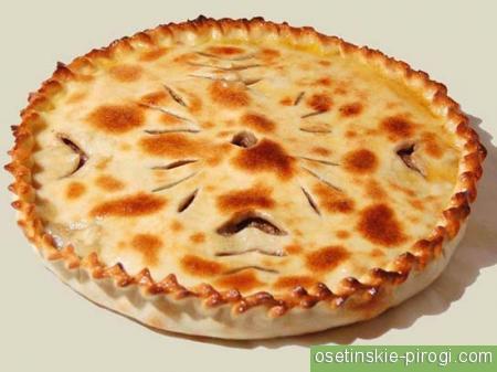 Где заказать вкусные осетинские пироги