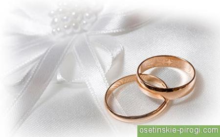 Осетинские пироги на свадьбы