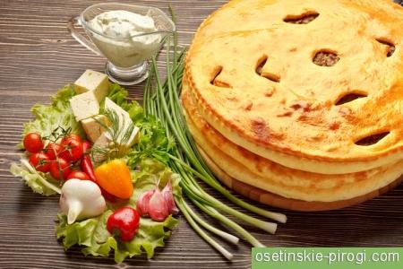 Осетинские пироги в Москве с доставкой Кантемировская