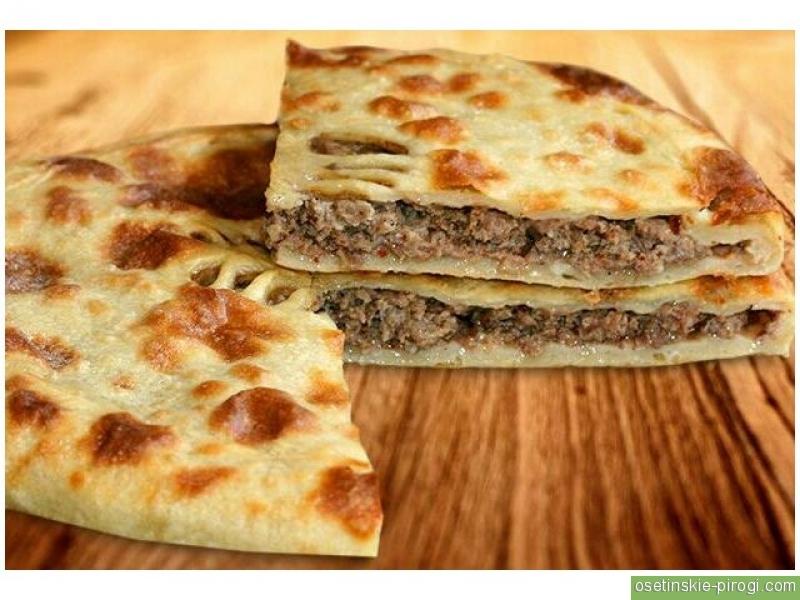 Самые лучшие осетинские пироги