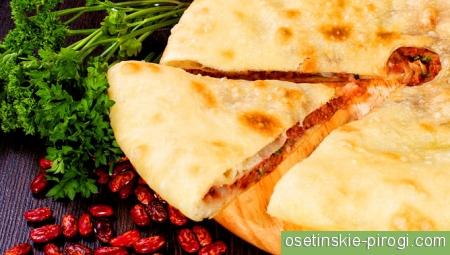 Осетинские пироги в Москве с доставкой ТОП