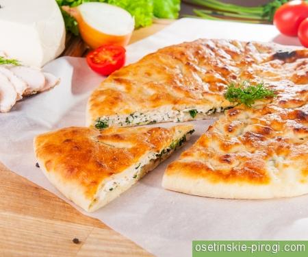 Осетинские пироги в Москве с доставкой ЮВАО круглосуточно