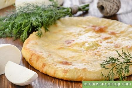Самые вкусные осетинские пироги в Москве с доставкой