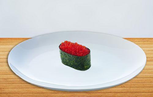 Осетинские пироги Суши Тобико Красная