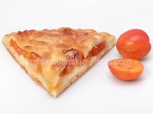Осетинские пироги С абрикосом