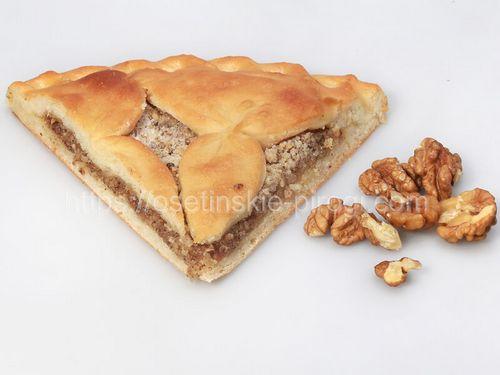 Осетинские пироги С грецким орехом