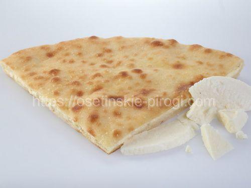 Осетинские пироги в Москве с доставкой С сыром осетинским