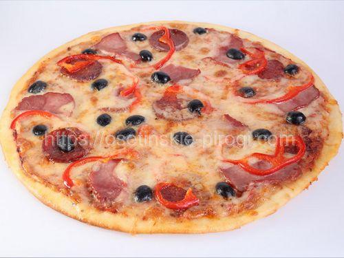 Осетинские пироги в Москве с доставкой Пицца Ассорти