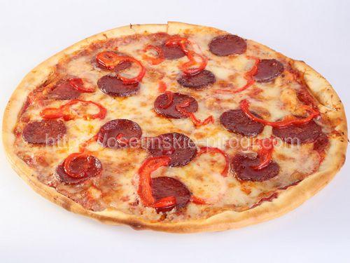 Осетинские пироги в Москве с доставкой Пицца Пепперони