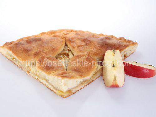 Осетинские пироги в Москве с доставкой С яблоком