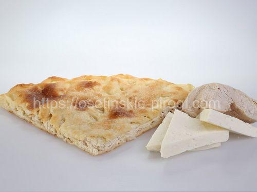 Осетинские пироги в Москве с доставкой С сыром и курицей