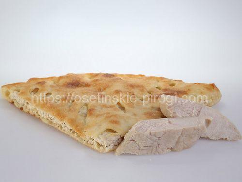 Осетинские пироги в Москве с доставкой С курицей