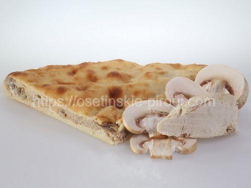Осетинские пироги в Москве с доставкой С индейкой и грибами