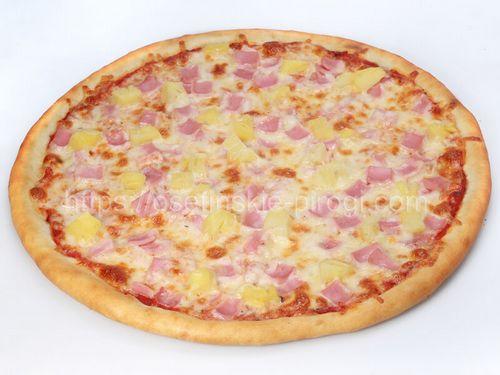 Осетинские пироги в Москве с доставкой Пицца Гавайская