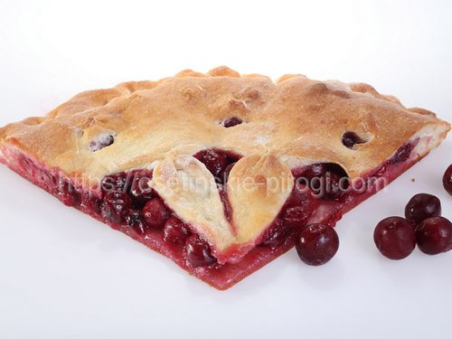 Осетинские пироги Пирог-бестселлер с вишней