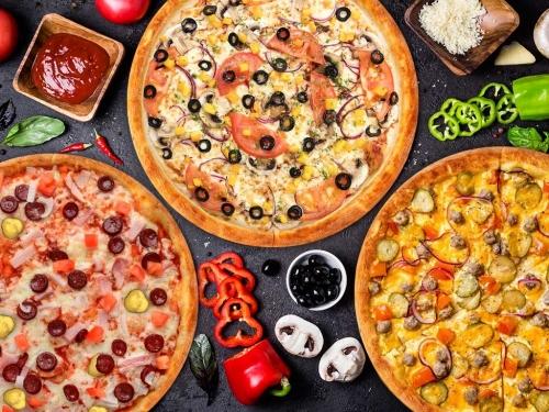 Пиццы наборы - Набор Джентльменский