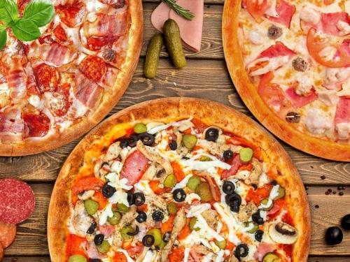 Пиццы наборы - Набор мясной (мясной пир)