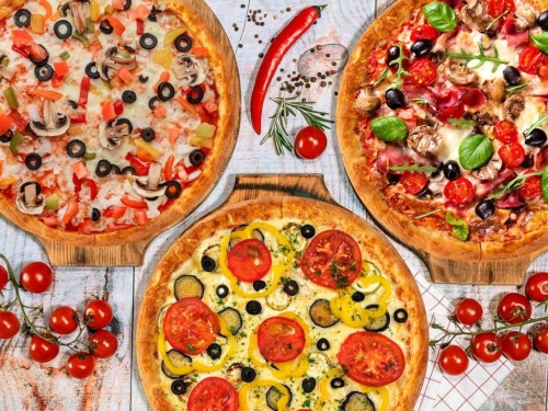 Пиццы наборы - Набор Овощной