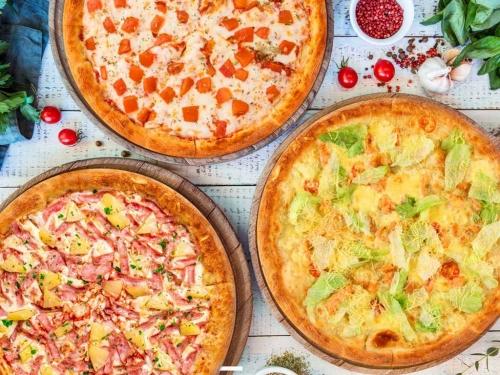 Пиццы наборы - Набор Подружки