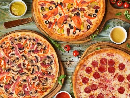 Пиццы наборы - Набор Сосидж