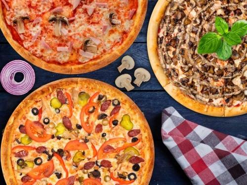 Пиццы наборы - Набор студенческий (зачет)