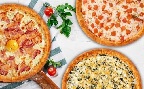 Пиццы наборы - Набор утренник (доброе утро)