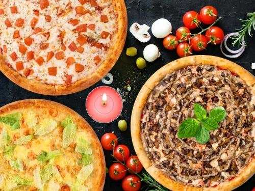 Пиццы наборы - Набор вечерний (у свечи)