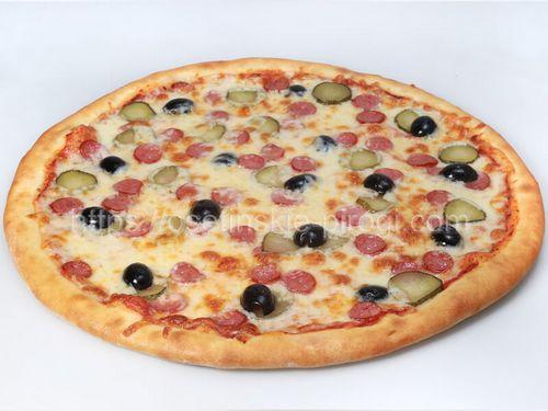 Осетинские пироги в Москве с доставкой Пицца охотничья