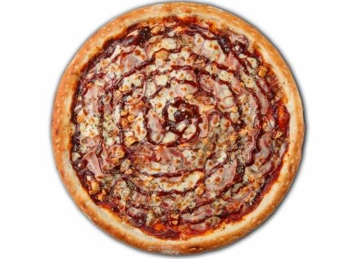 Пицца Барбекю чикен
