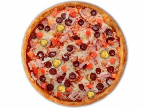 Пицца Биф-Бекон